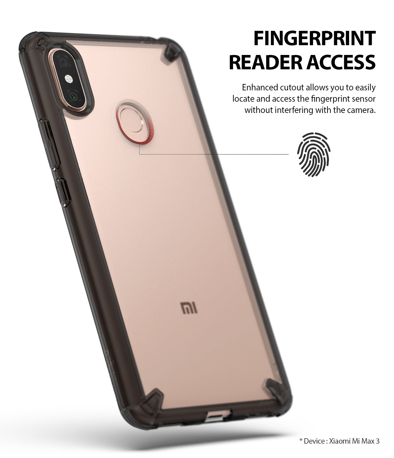 fingerprint reader access