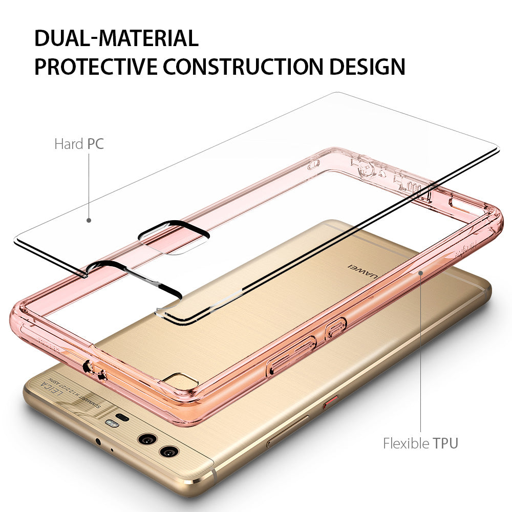 dual material protective construction design
