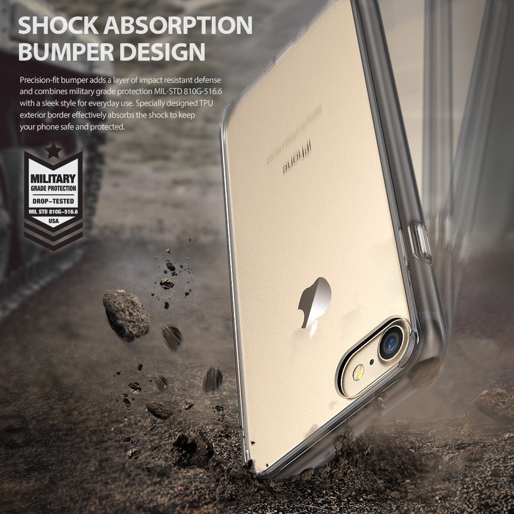 ringke fusion for iphone 7 8 case cover main shockproof protection