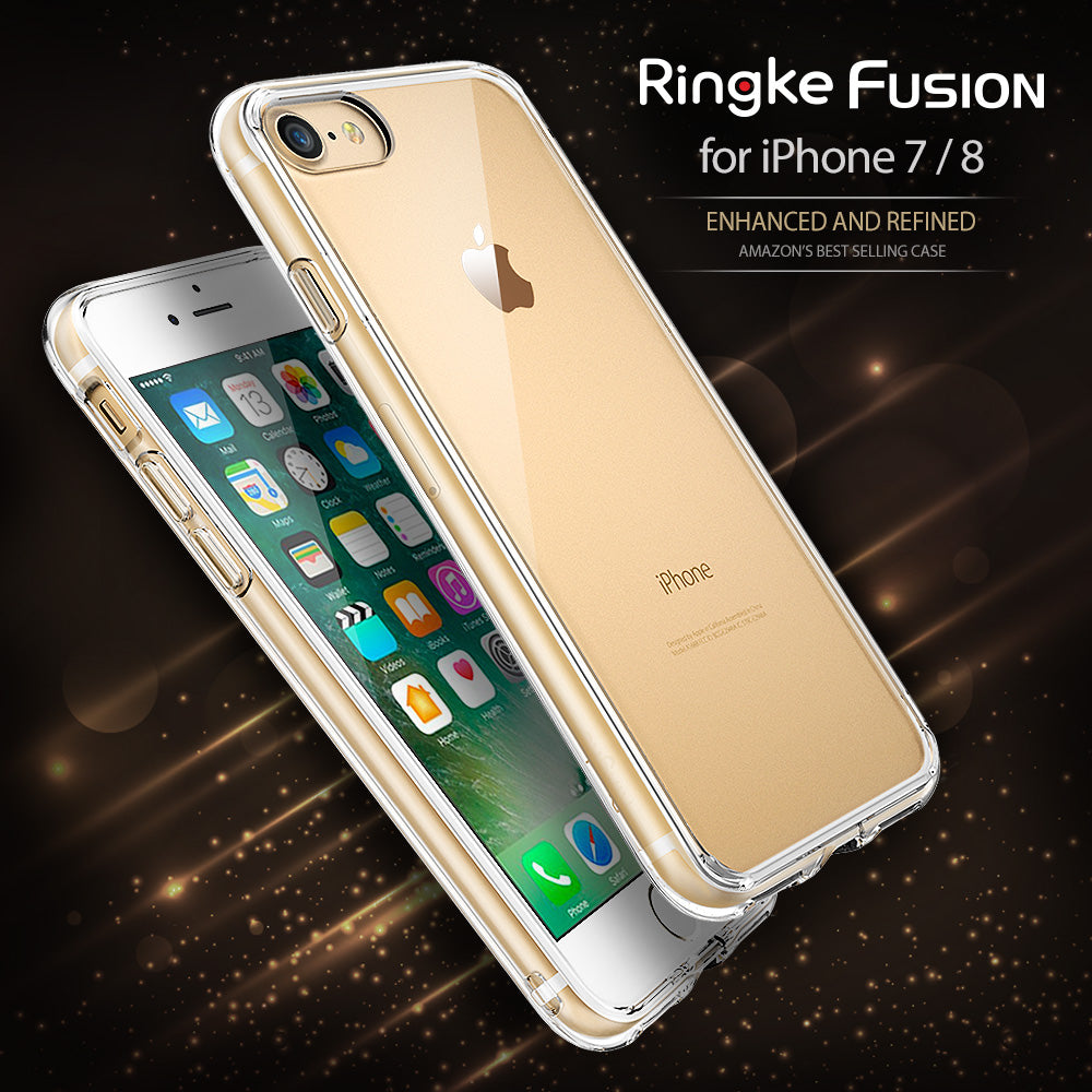 ringke fusion for iphone 7 8 case cover main