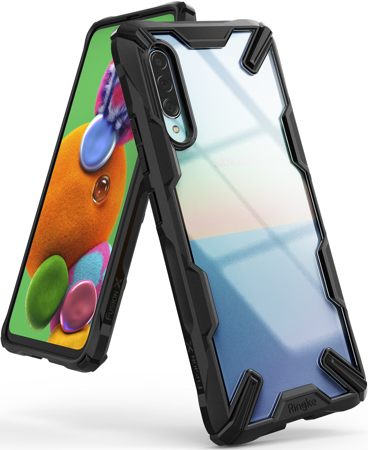 ringke fusion-x for galaxy a90 5g case