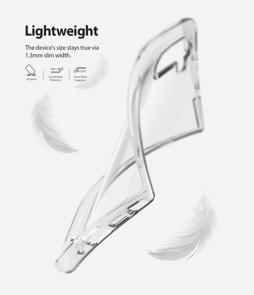 lightweight, 1.3mm slim
