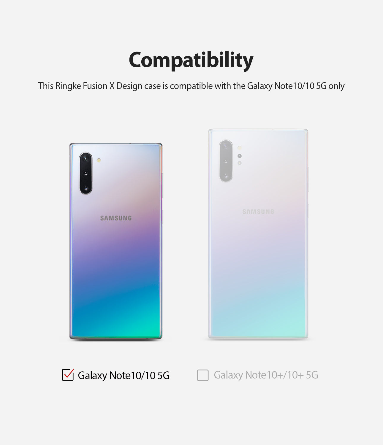 compatible only with galaxy note 10