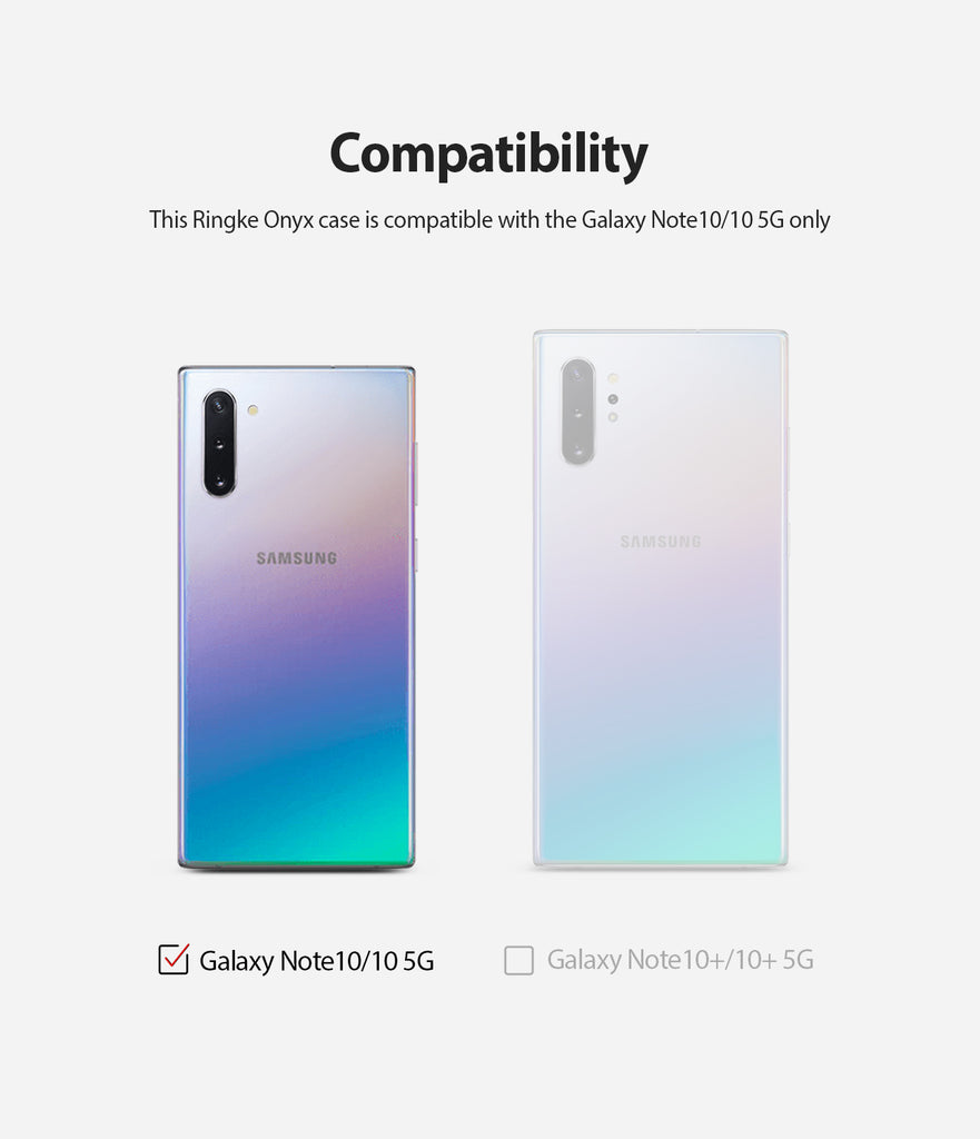 only compatible with galaxy note 10