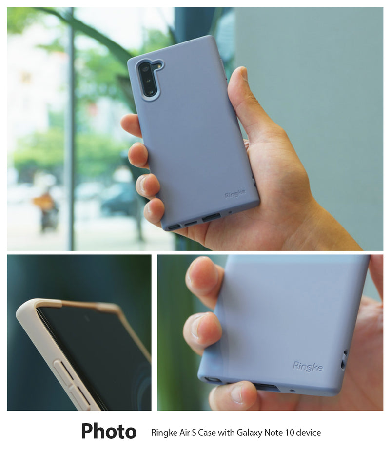 Ringke Air-S Case compatible with Galaxy Note 10 Galaxy Note 10 5G