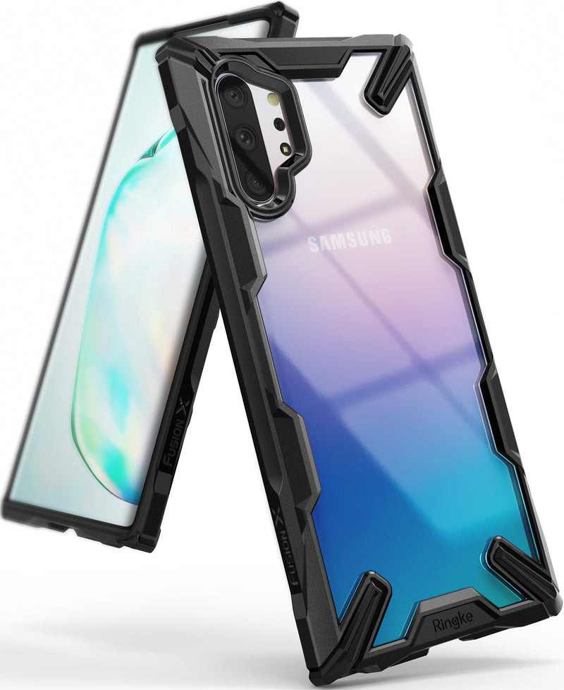 Ringke Fusion-X for Galaxy Note 10 Plus 5G (2019) Black