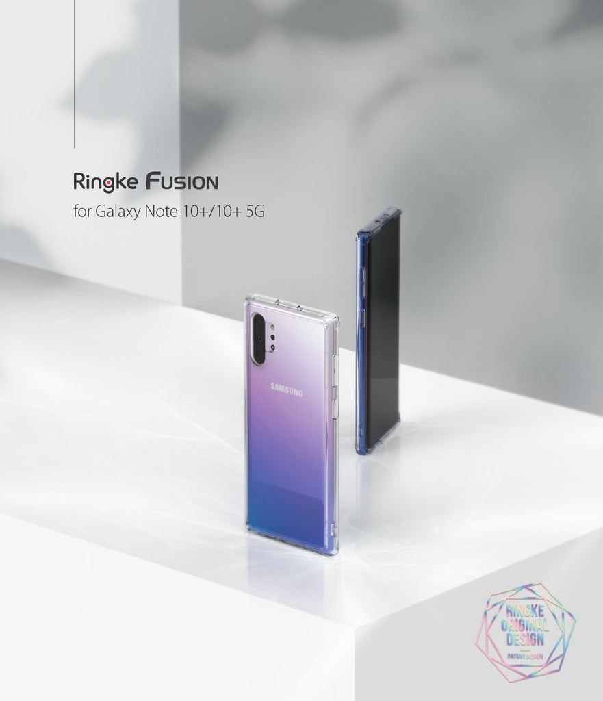 ringke fusion for samsung galaxy note 10 plus