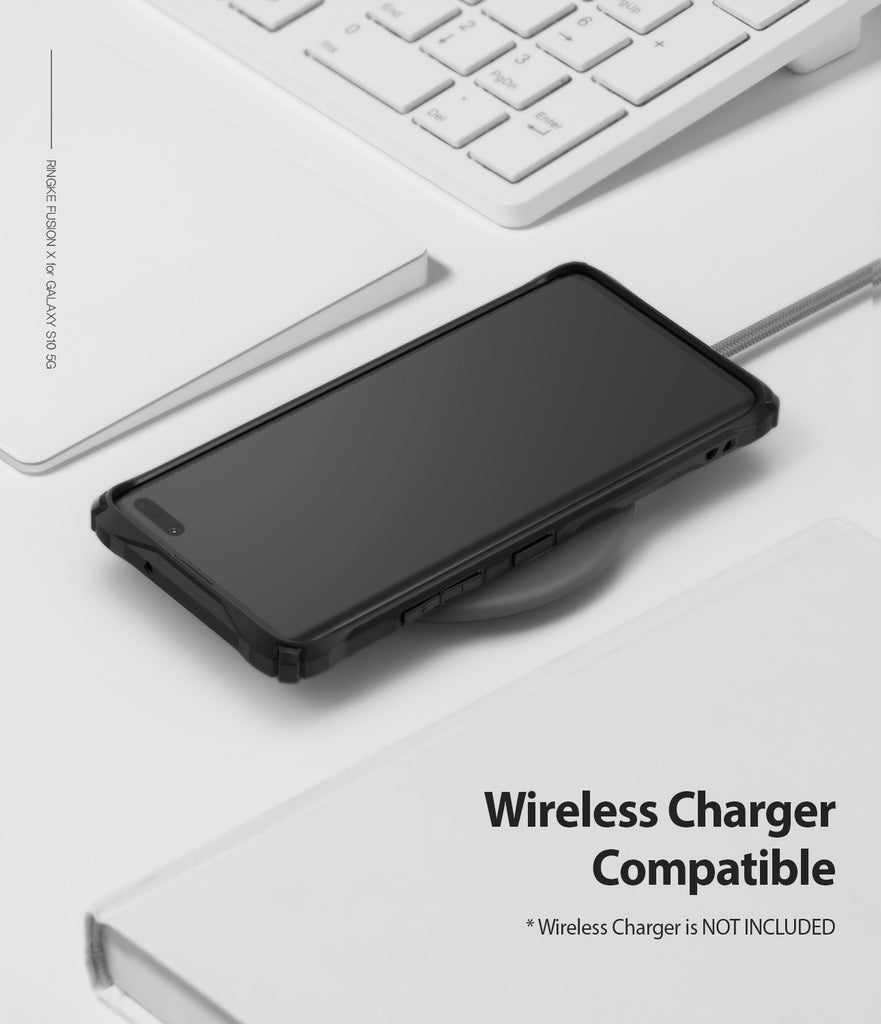 wireless charging compatible *wireless charger sold separately