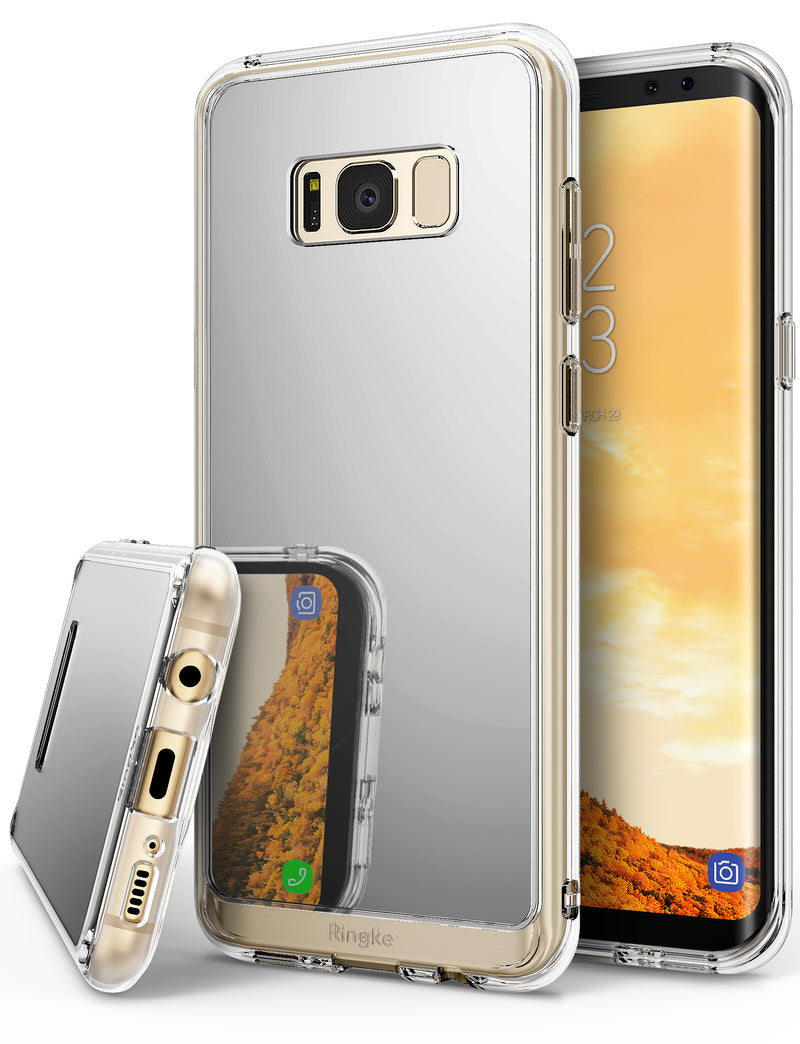 samsung galaxy s8 plus case ringke fusion case mirror case bright reflection radiant luxury mirror case
