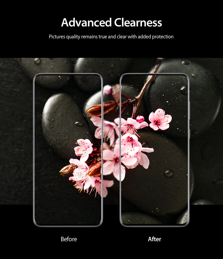 advanced clearness - picture quality remain true and clear