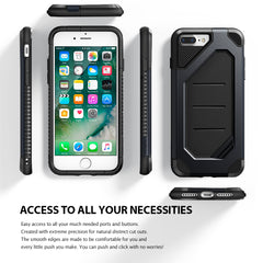 iPhone 7 Plus Case, Ringke® [MAX] Advanced Dual Layer Heavy Duty Protective Case