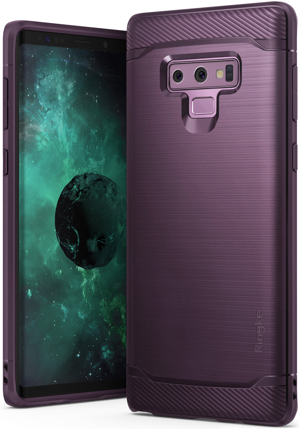 ringke onyx for samsung galaxy note 9 lilac purple