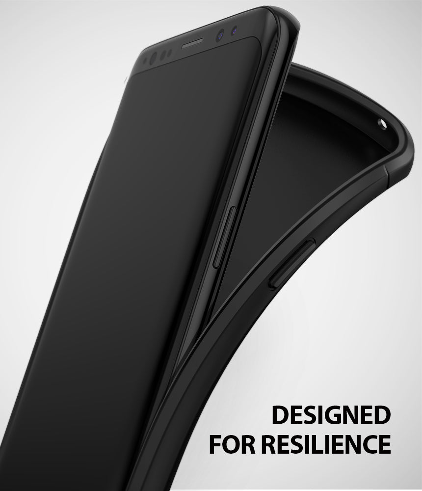 ringke onyx rugged flexible tpu shockproof cover case for galaxy s9 designed for resilience