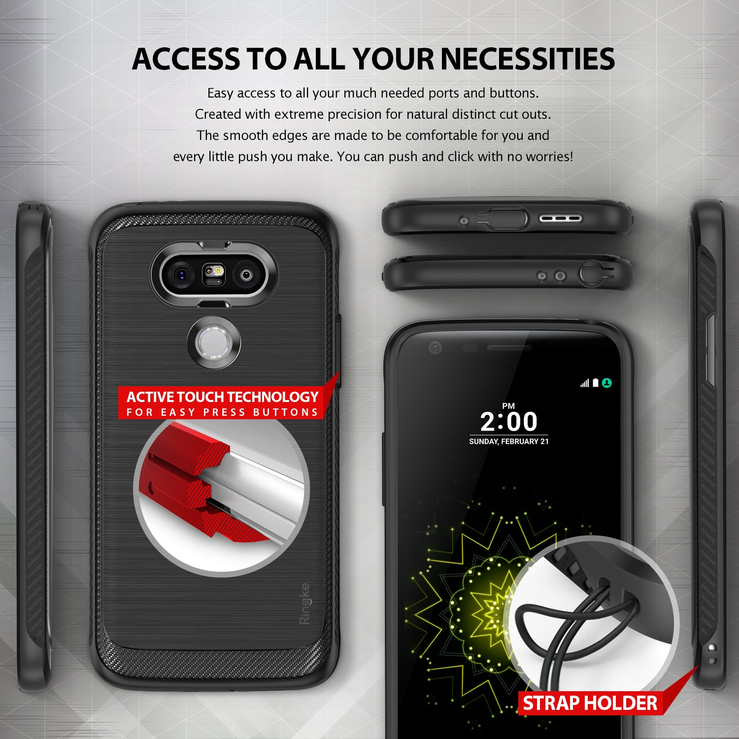 access to gall your necessities