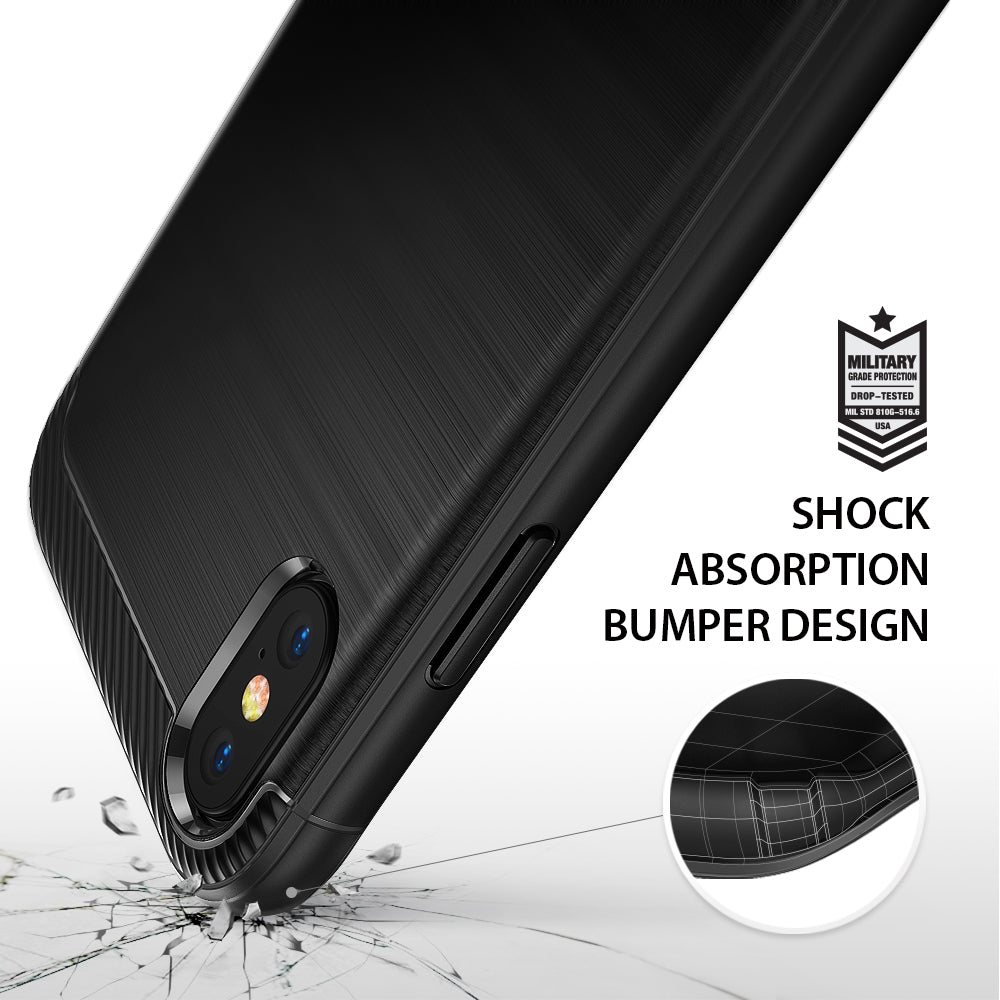 ringke onyx for iphone x case cover main shockproof design
