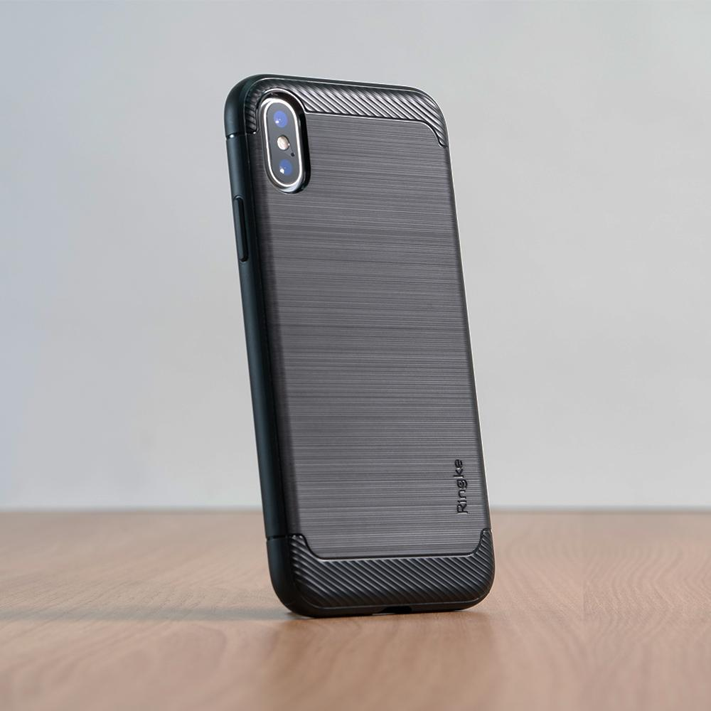 ringke onyx for iphone x case cover main black real