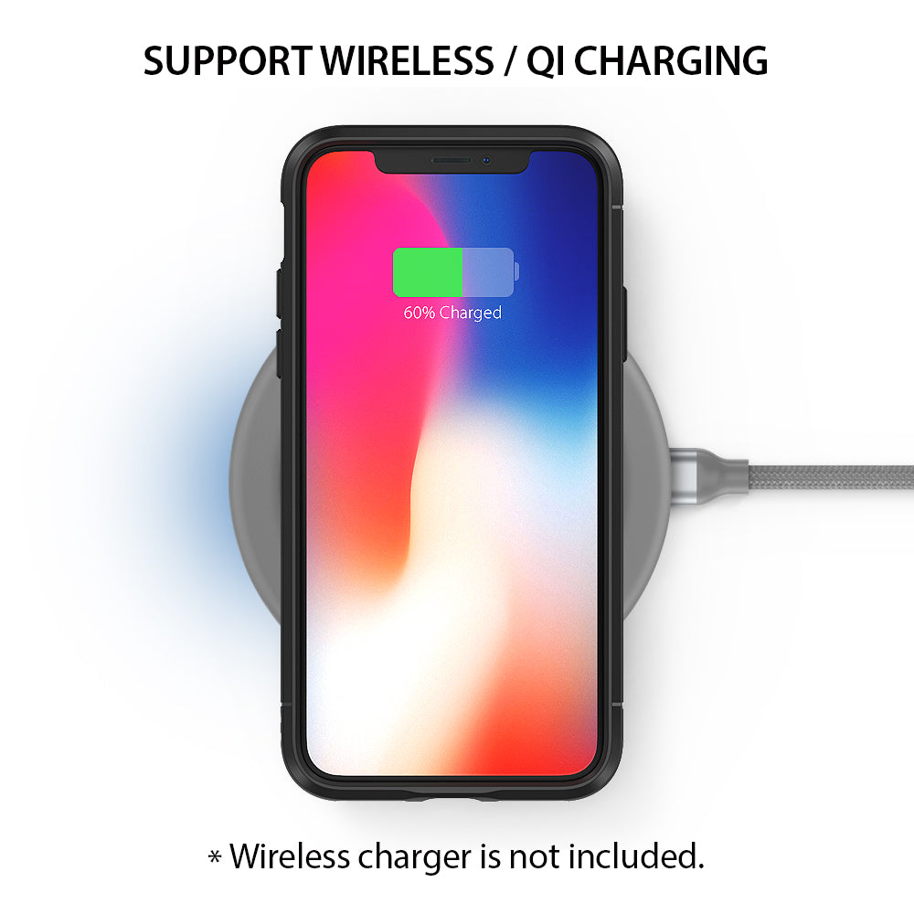ringke onyx for iphone x case cover main wireless charging compatible