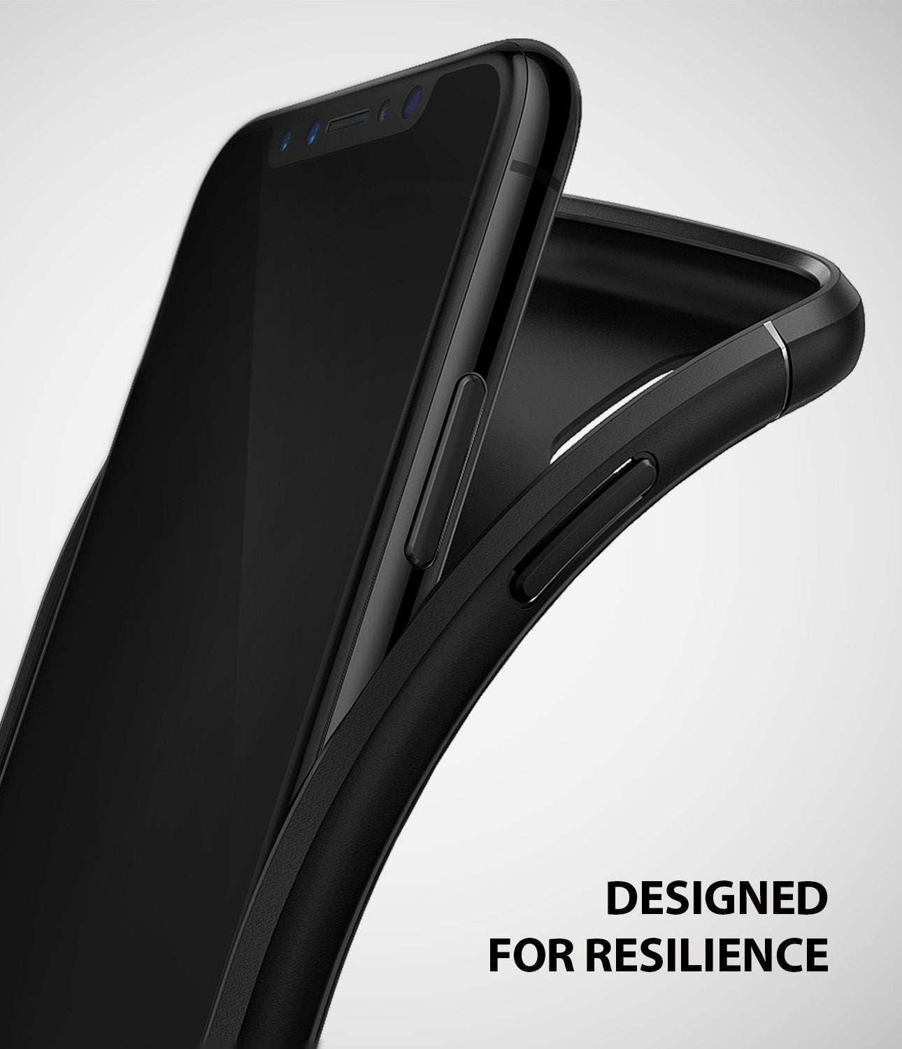 ringke onyx for iphone xs case cover easy installation
