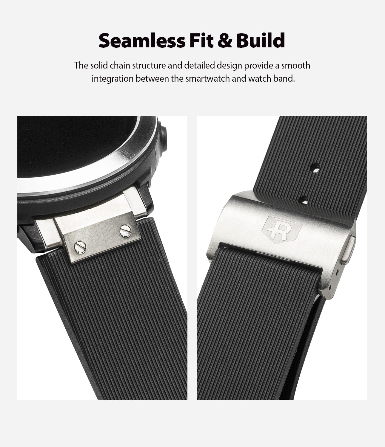 seamless fit & build