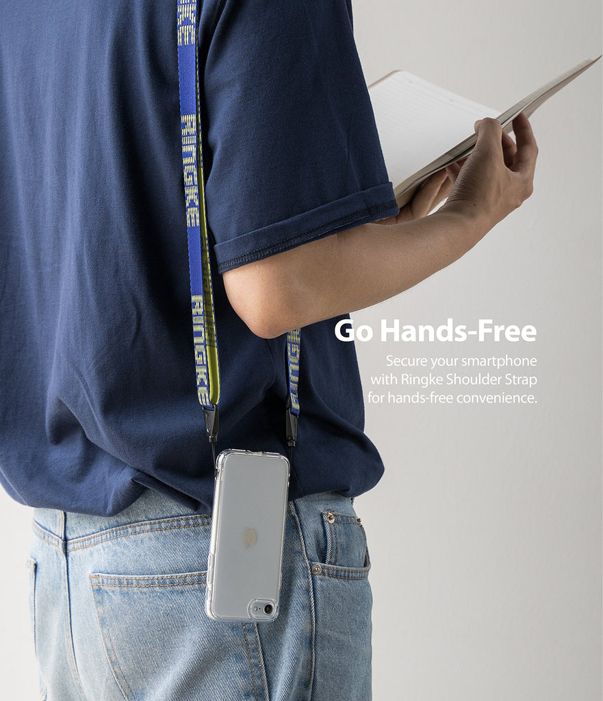 secure your device with ringke shoulder strap for convenience
