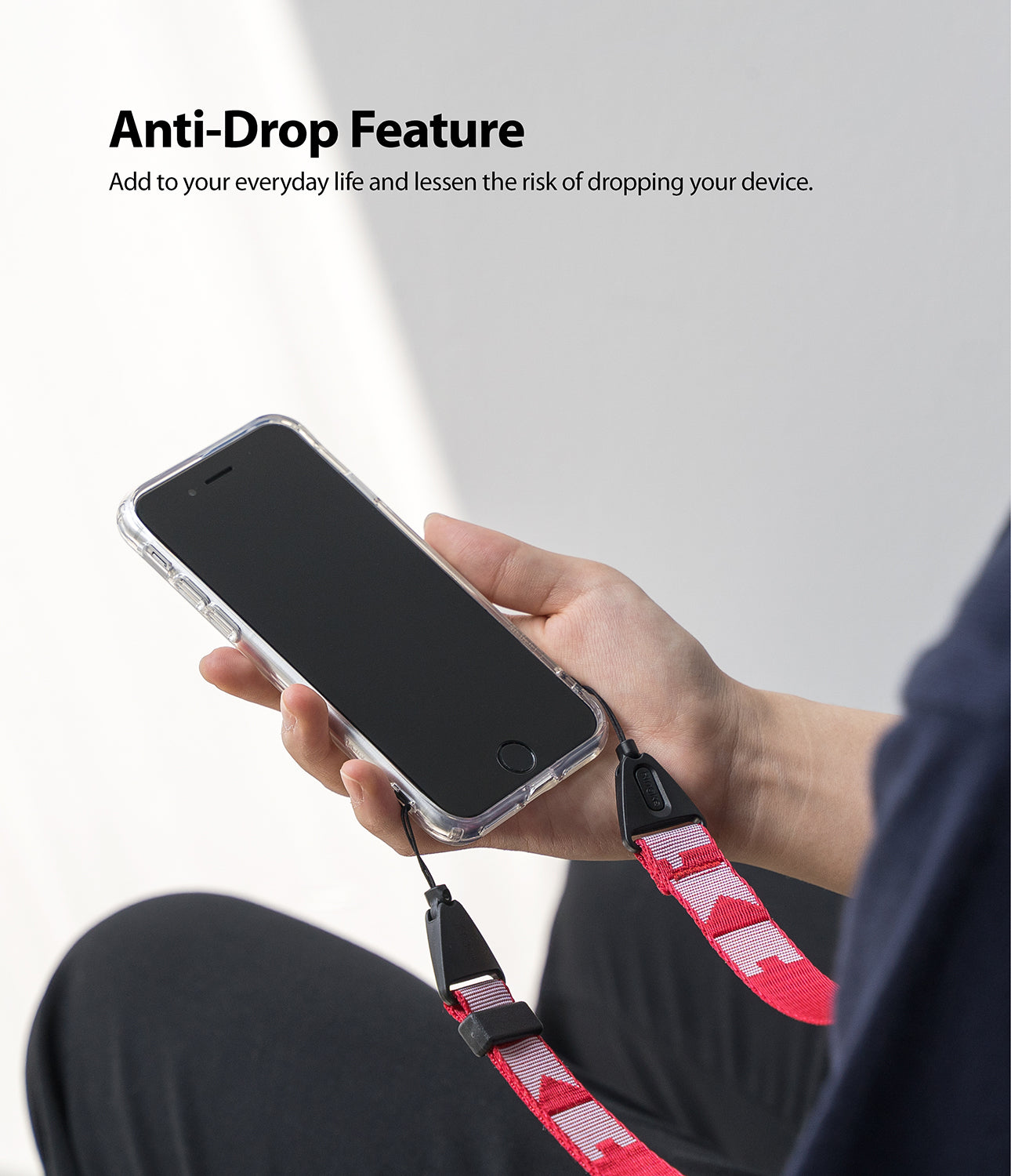 add to your everyday life and lessen the risk of dropping your device