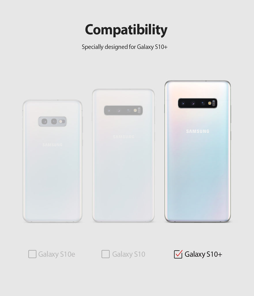 compatible with galaxy s10 plus