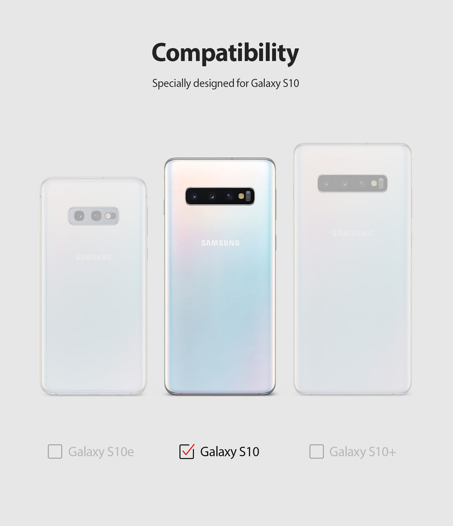 compatible only with samsung galaxy s10
