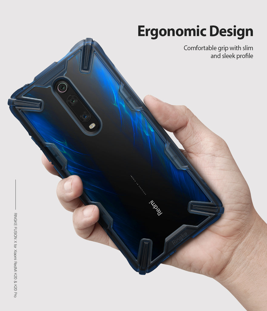 ergonomic design - comfortable grip with slim and sleek profile