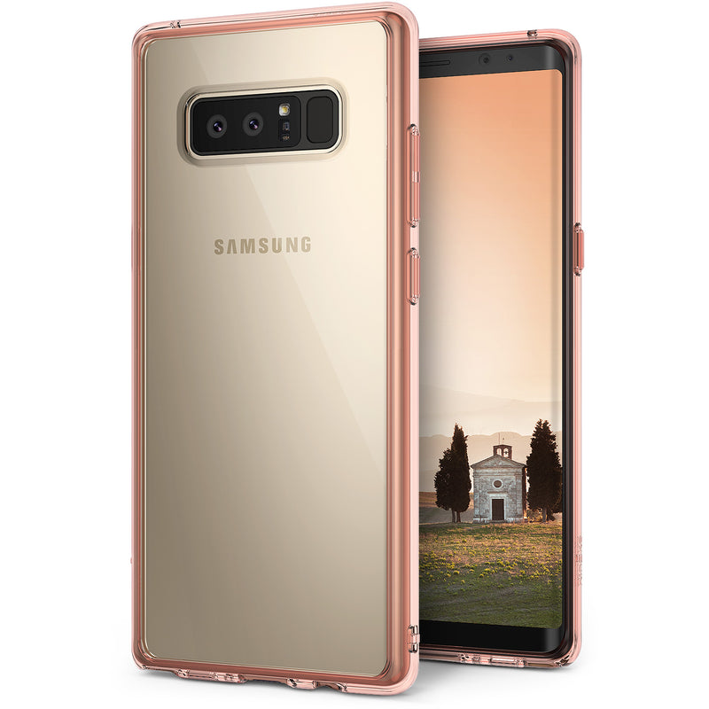 samsung galaxy note 8 ringke fusion case case clear