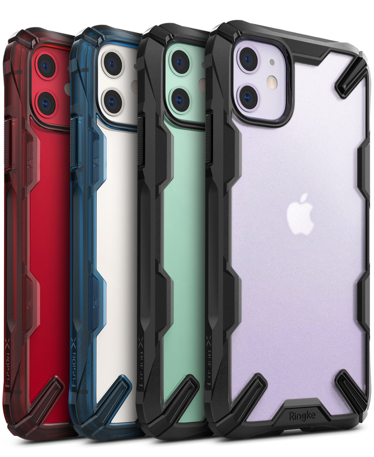 Ringke Fusion-X designed for iPhone 11