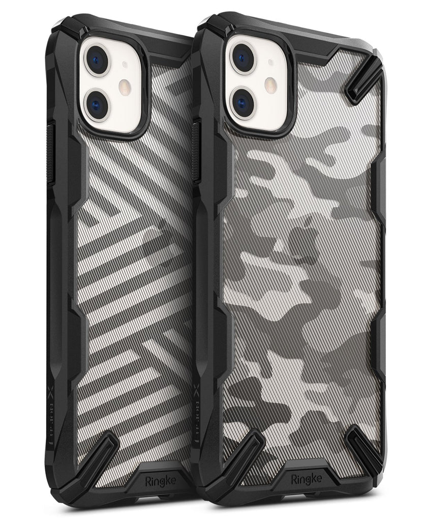 Ringke Fusion-X DDP design designed for iPhone 11
