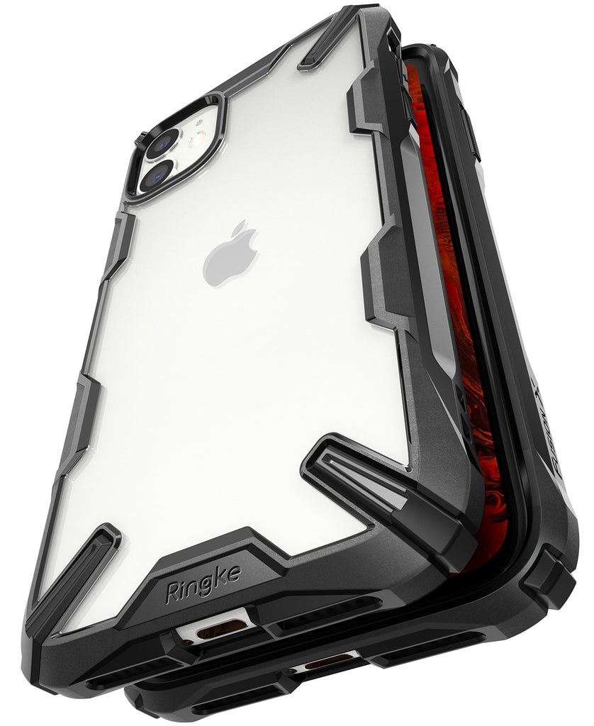 Ringke Fusion-X designed for iPhone 11 Black