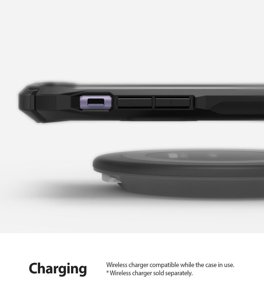 Ringke Fusion-X designed for iPhone 11 Wireless Charger Compatible