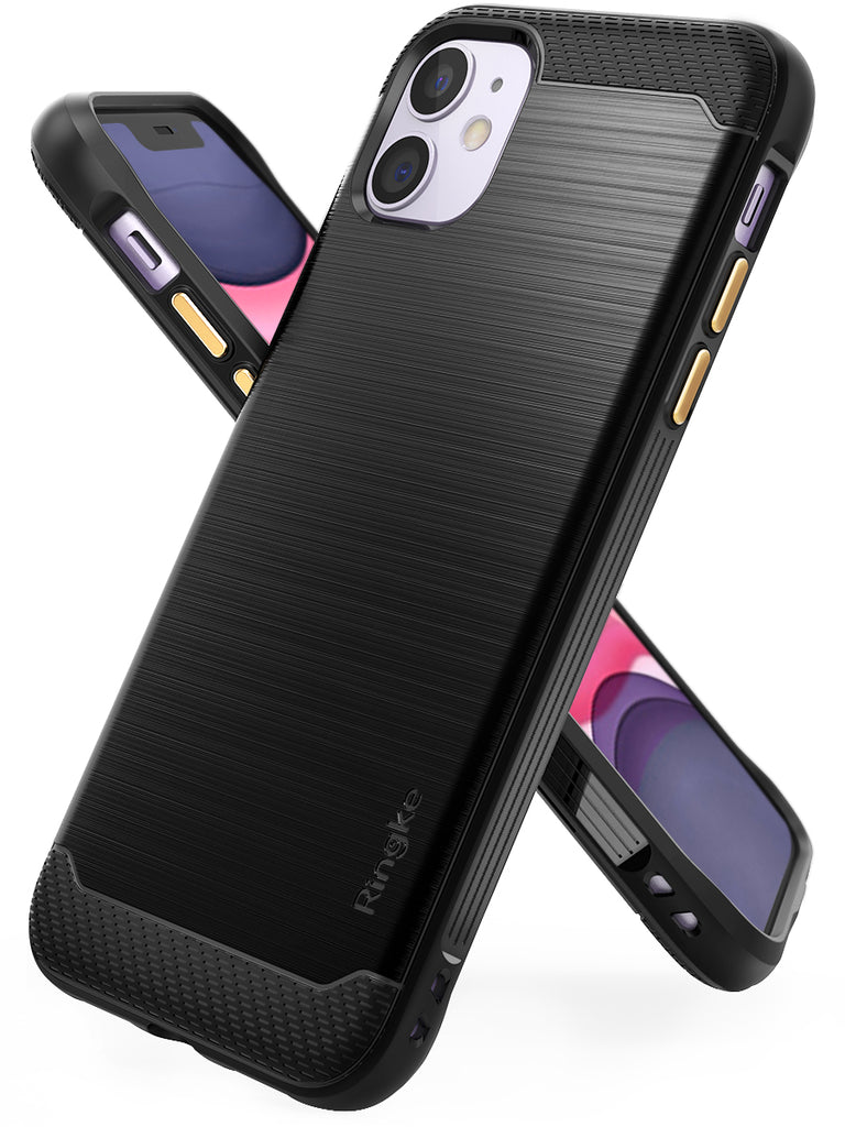 Ringke Onyx designed for iPhone 11 Black