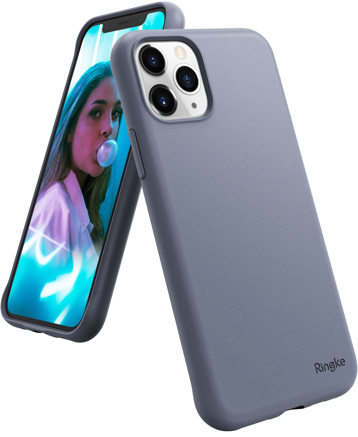 Ringke Air-S designed for iPhone 11 Pro Case lavender gray