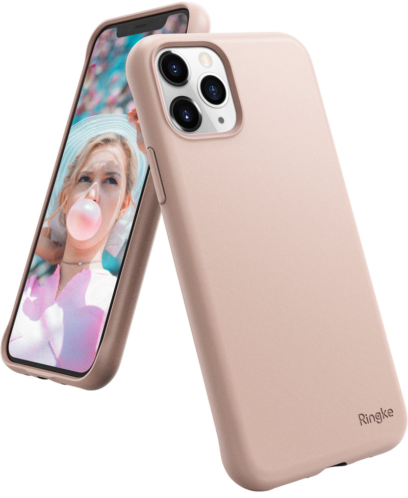 Ringke Air-S Designed for iPhone 11 Pro Case, iPhone XI Pro Case Cover (2019) - Pink Sand