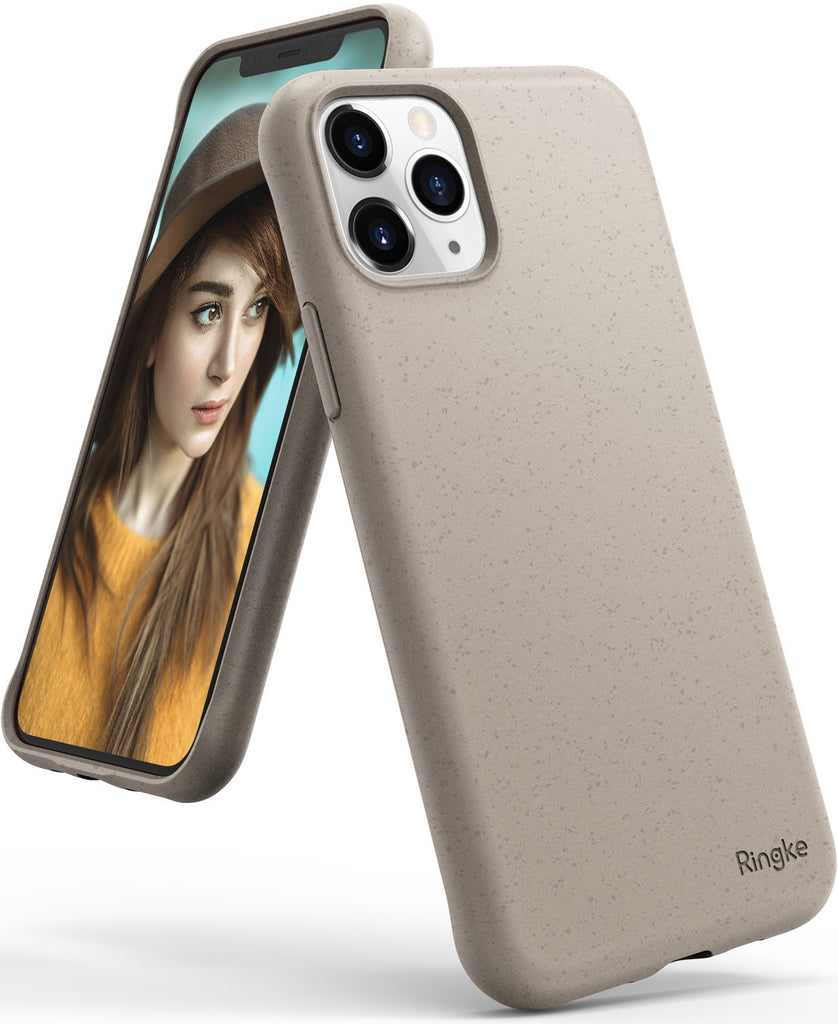 Ringke Air-S Designed for iPhone 11 Pro Max Case Sand Stone
