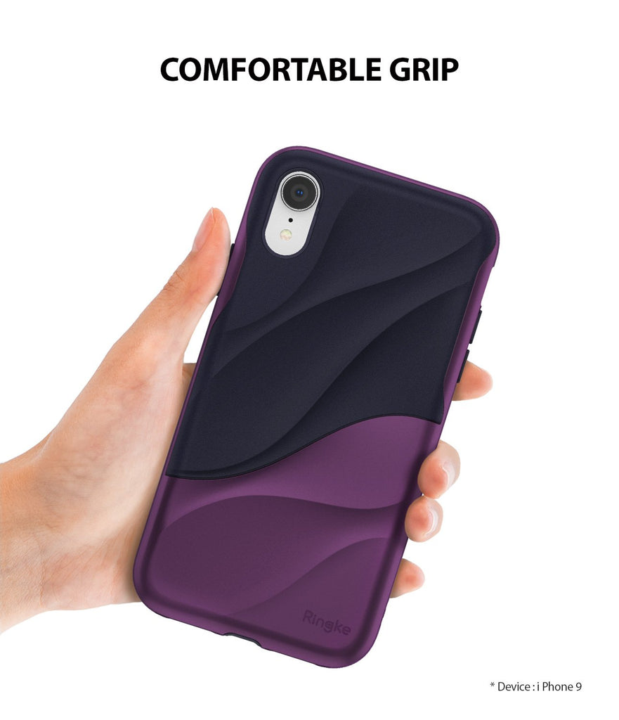 ringke wave for iphone xr case cover comfortable grip