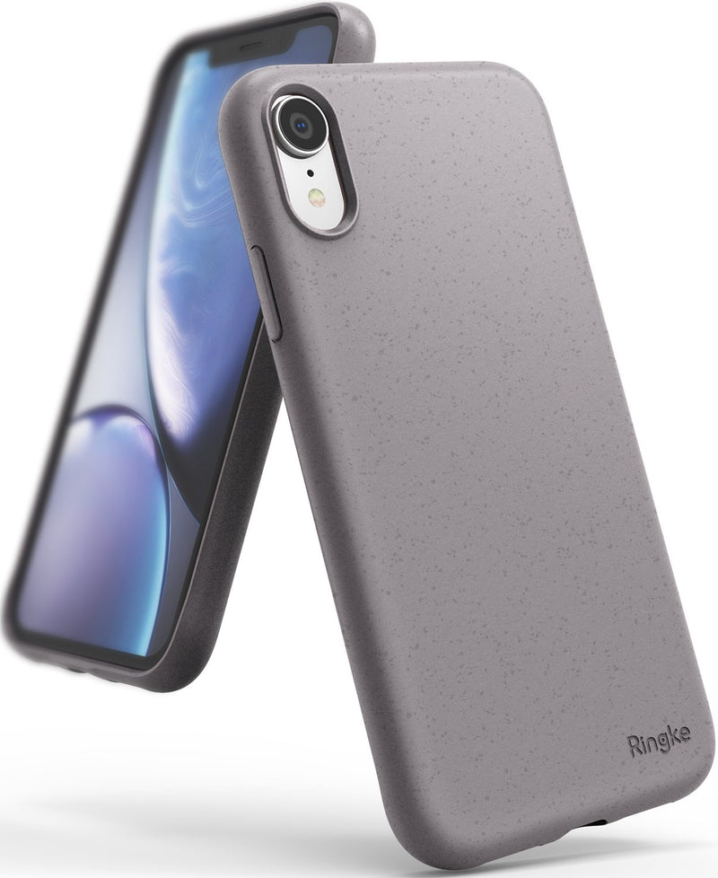 ringke air-s case compatible with apple iphone xr chic stone color sf coating