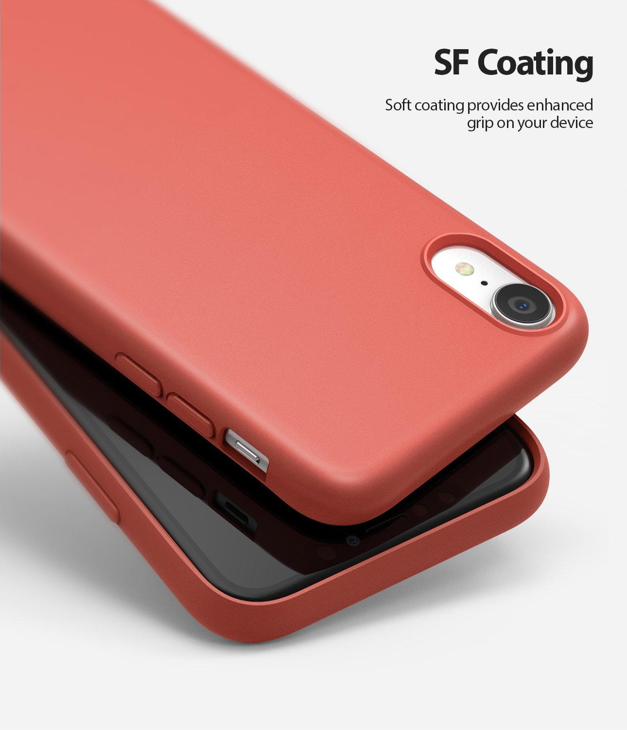 ringke air-s for iphone xr case cover sf coating