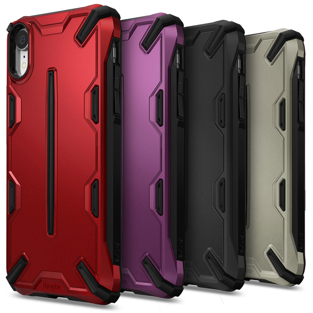 ringke dual-x for iphone xr case cover main