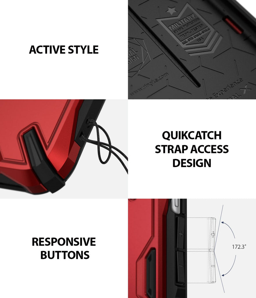 ringke dual-x for iphone xr case cover main detail image