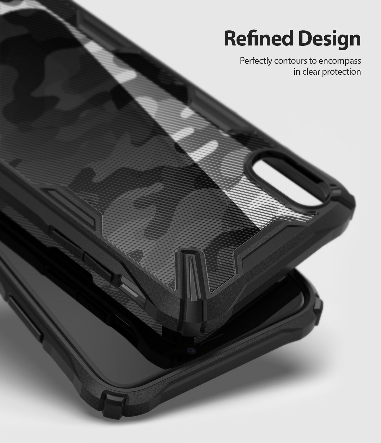 ringke fusion-x for iphone xr case cover refined design