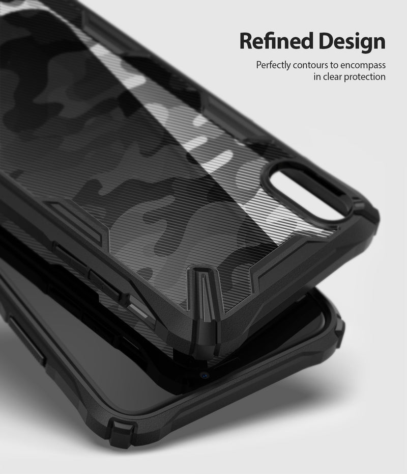iphone xr fusion-x case ddp