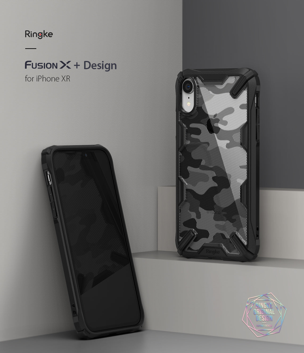 ringke fusion-x for iphone xr case cover main