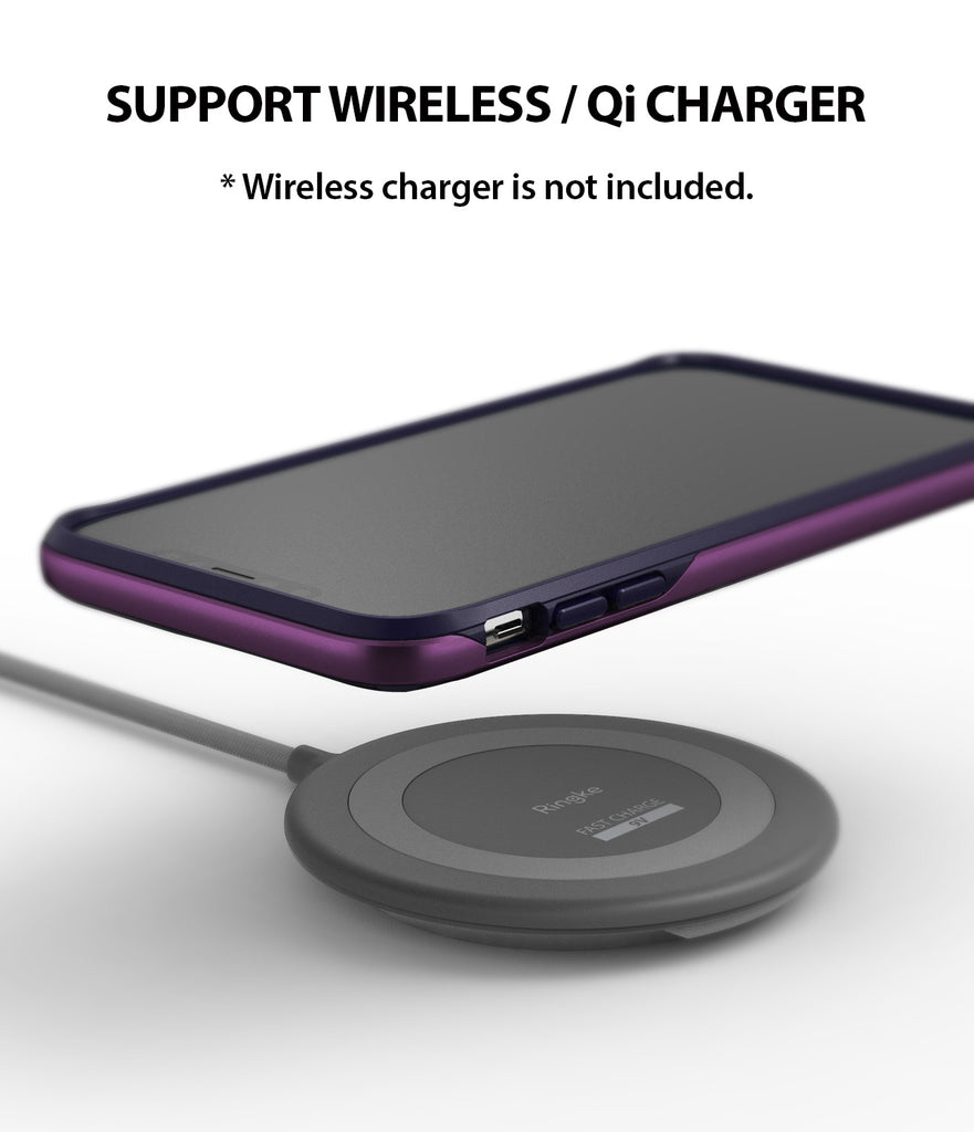 ringke wave for iphone xs case cover wireless charging compatible