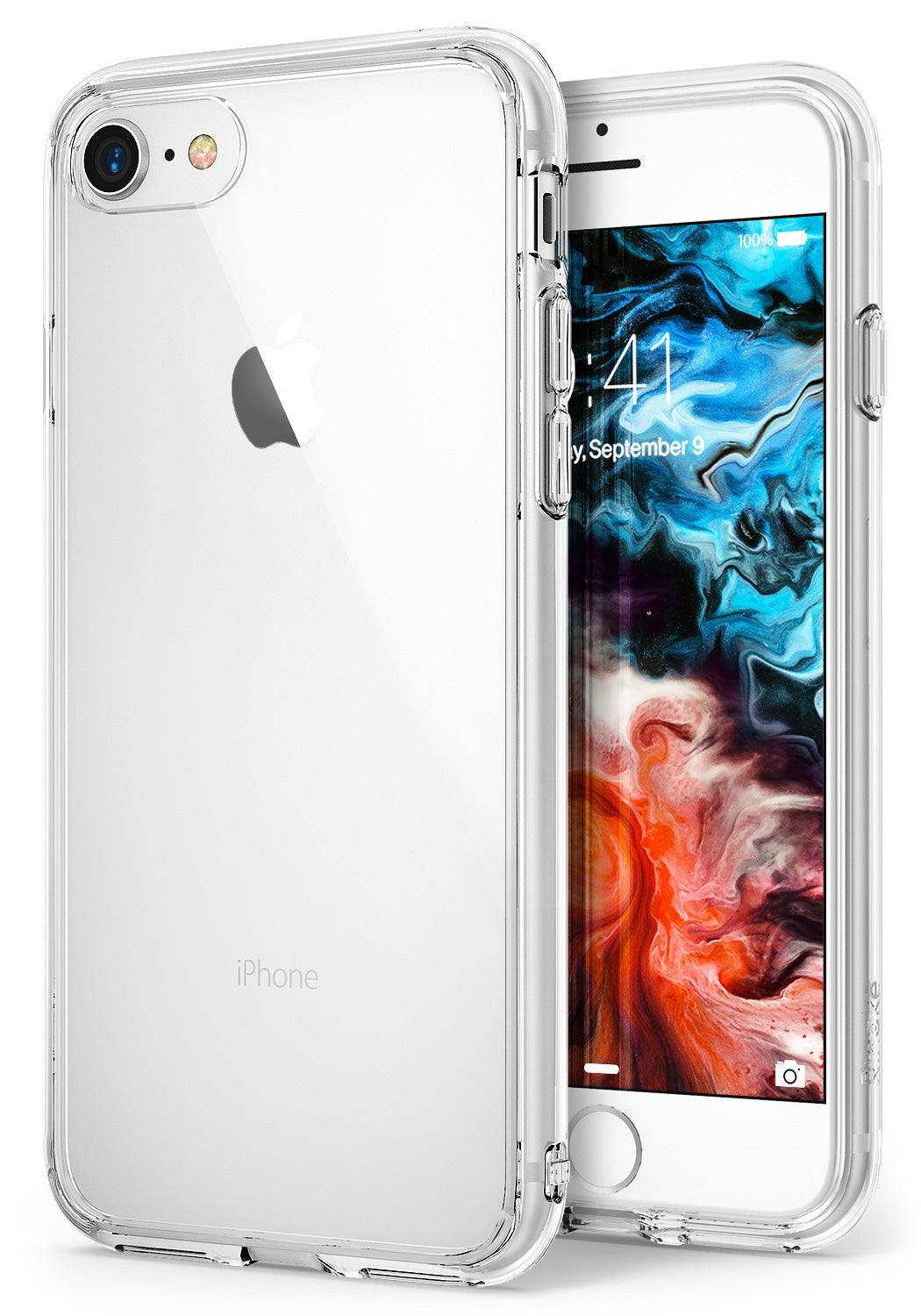 ringke fusion for iphone 7 8 case cover main clear