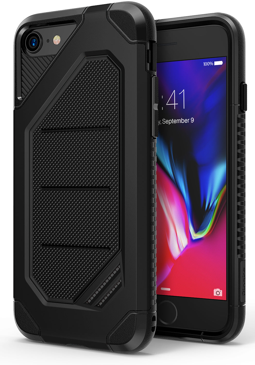 ringke max for iphone 7 8 case cover main sf black