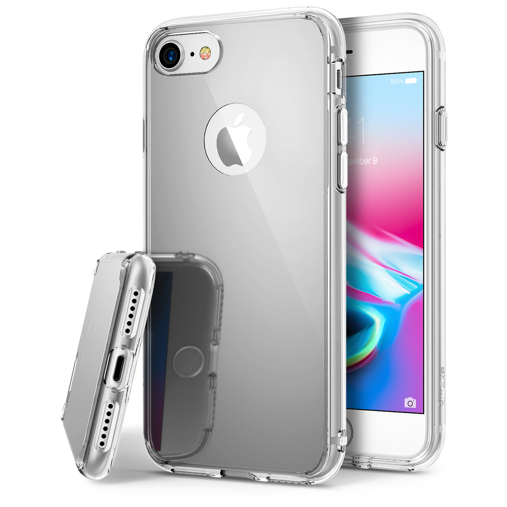 iphone 8 7 ringke mirror case 1 silver