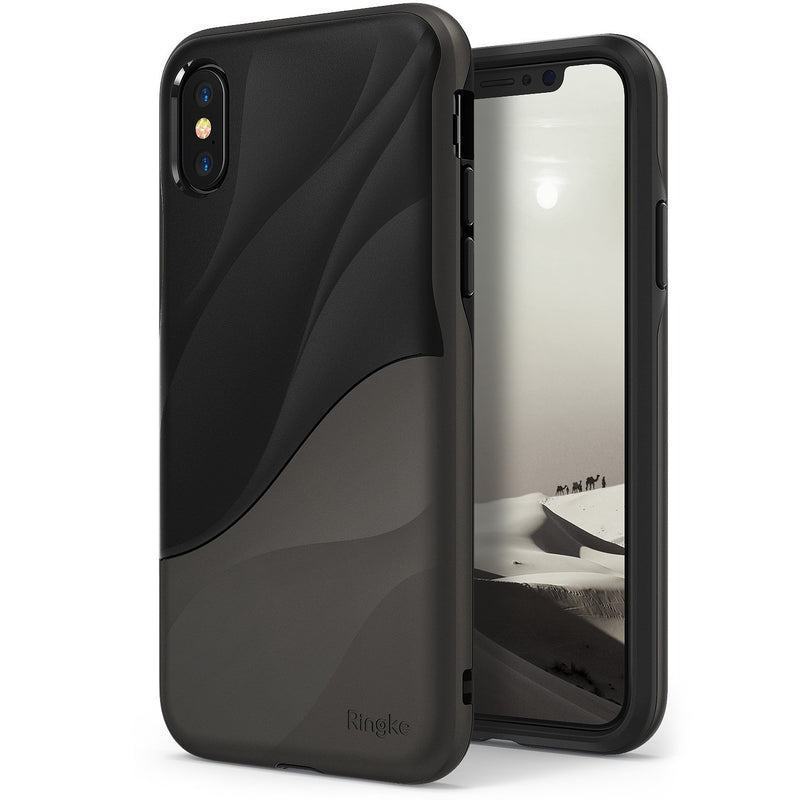 apple iphone x ringke wave acse gray white